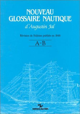 Download Nouveau glossaire nautique d'Augustin Jal