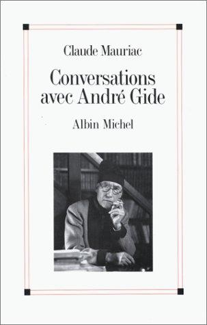 Download Conversations avec André Gide