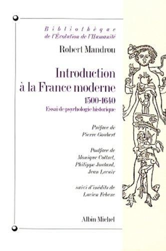 Download Introduction à la France moderne, 1500-1640