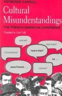 Download Cultural misunderstandings