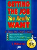 Download Getting the job you really want