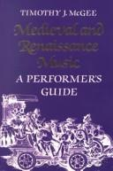 Download Medieval and Renaissance music