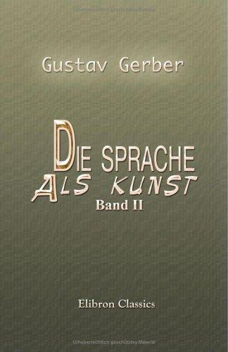 Download Die Sprache als Kunst