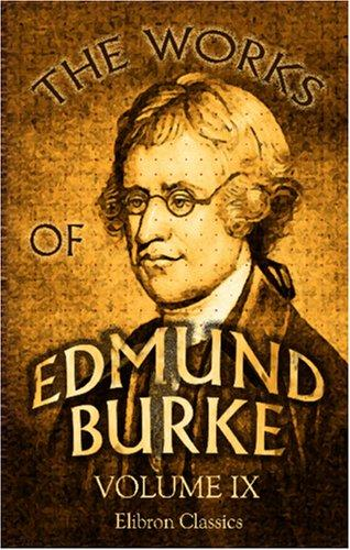 Download The Works of Edmund Burke