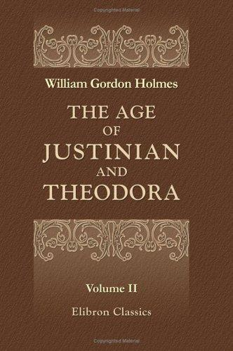 Download The Age of Justinian and Theodora