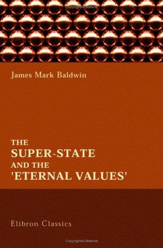 Download The Super-State and the 'Eternal Values'