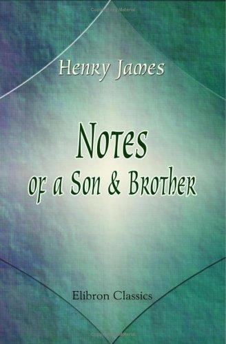 Download Notes of a Son & Brother