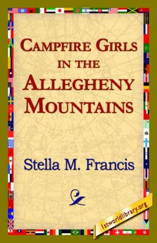 Download Campfire Girls in the Allegheny Mountains