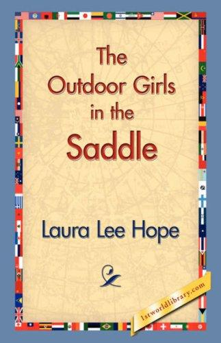 The Outdoor Girls in the Saddle