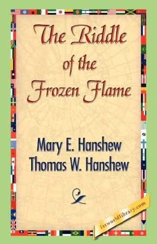 Download The Riddle of the Frozen Flame