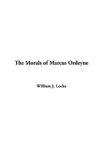 Download The Morals of Marcus Ordeyne