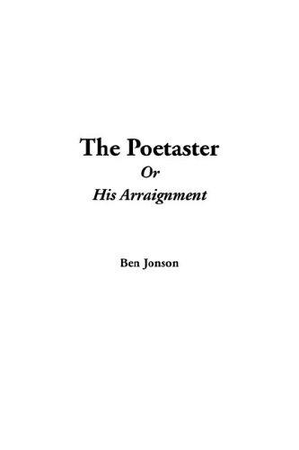 Download The Poetaster or His Arraignment