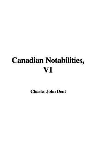 Download Canadian Notabilities