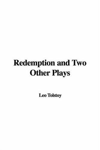 Download Redemption And Two Other Plays