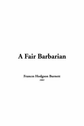 Download Fair Barbarian