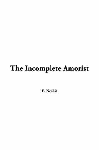 Download Incomplete Amorist