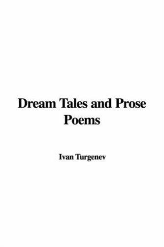 Download Dream Tales And Prose Poems