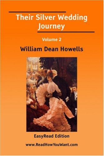 Their Silver Wedding Journey Volume 2 EasyRead Edition