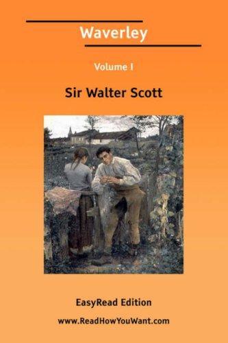Waverley Volume I EasyRead Edition