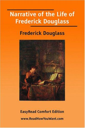 Download Narrative of the Life of Frederick Douglass EasyRead Comfort Edition
