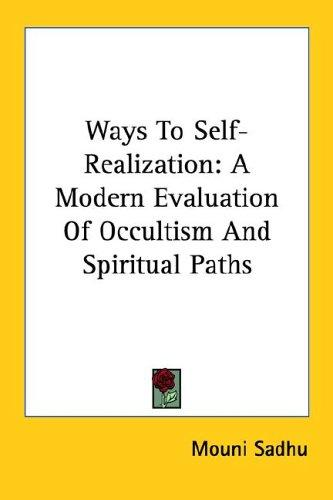 Download Ways to Self-realization
