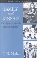 Family and kinship by T. N. Madan