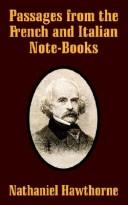 Download Passages from the French and Italian Note-Books