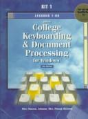 Download Gregg College Keyboarding & Document Processing for Windows
