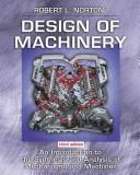 Download Design of Machinery
