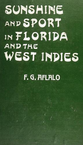 Download Sunshine and sport in Florida and the West Indies