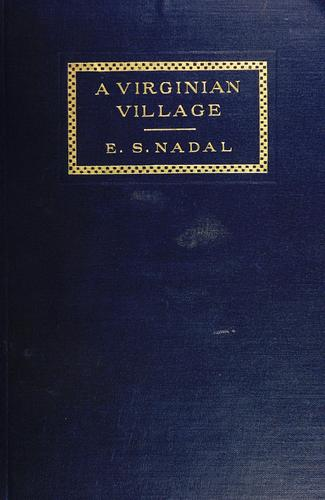 Download A Virginian village, and other papers
