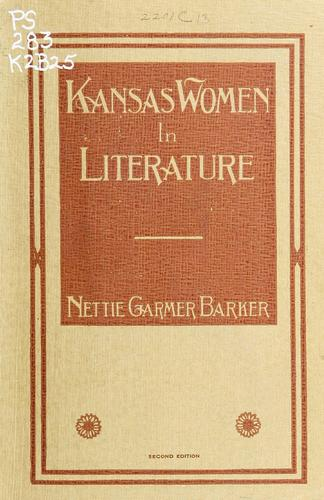 Download Kansas women in literature.