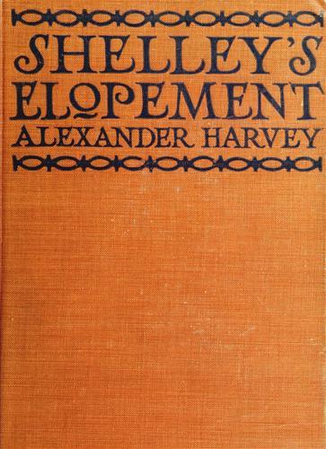 Shelley's elopement