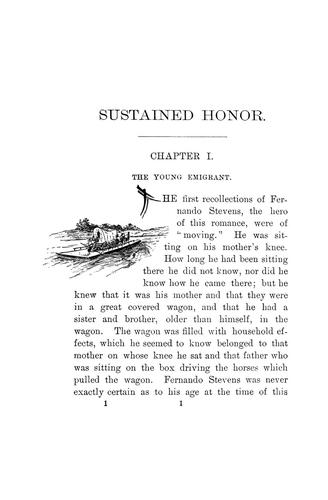 Sustained honor