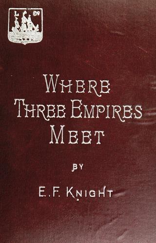 Where three empires meet.