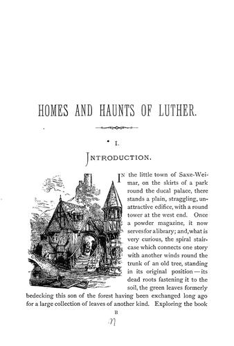 Download Homes and haunts of Luther.