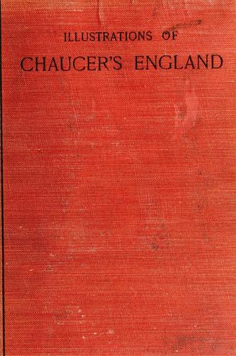 Download Illustrations of Chaucer's England