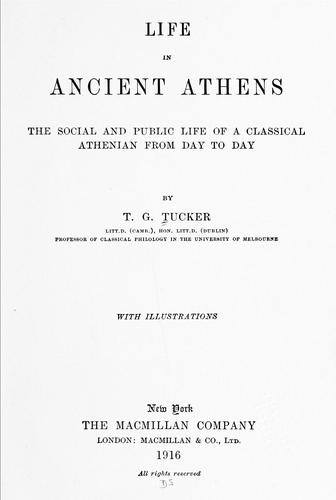Download Life in ancient Athens