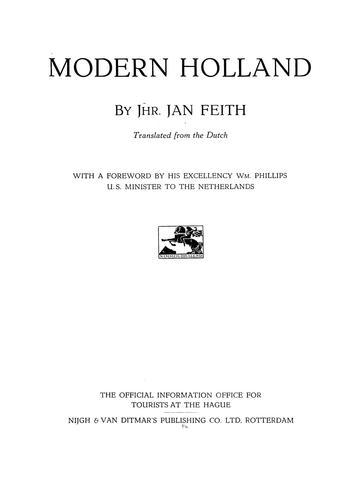 Download Modern Holland