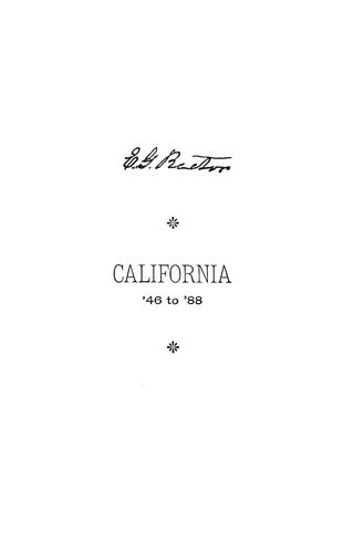 Download California '46 to '88