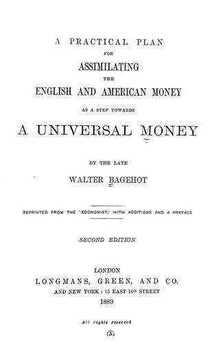 Download A practical plan for assimilating the English and American money