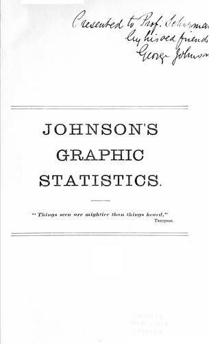 Johnson's graphic statistics of Canada.