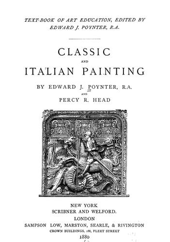 Download Classic and Italian painting