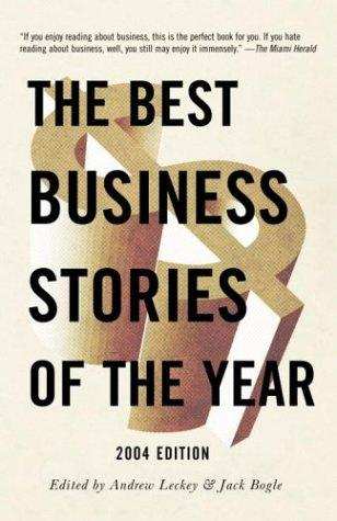 Download The Best Business Stories of the Year