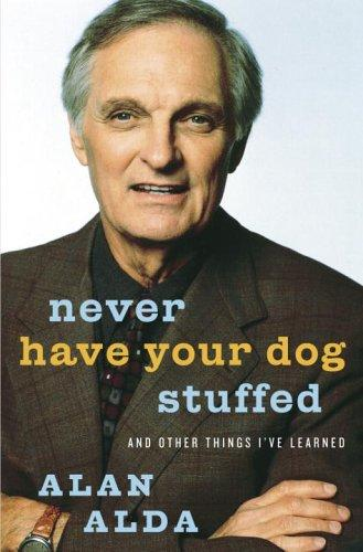 Download Never Have Your Dog Stuffed
