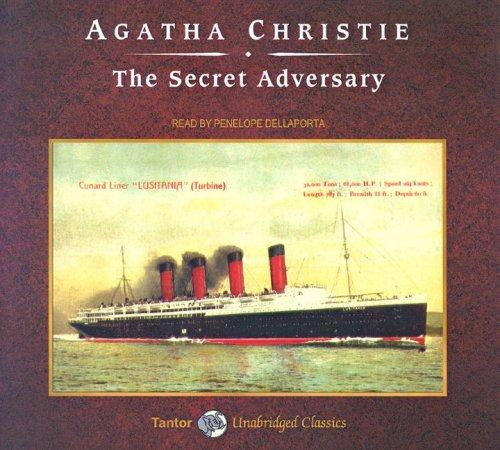 Download Secret Adversary (Unabridged Classics)