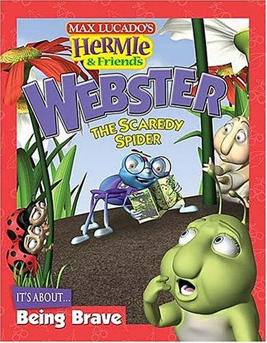Download Webster, the scaredy spider