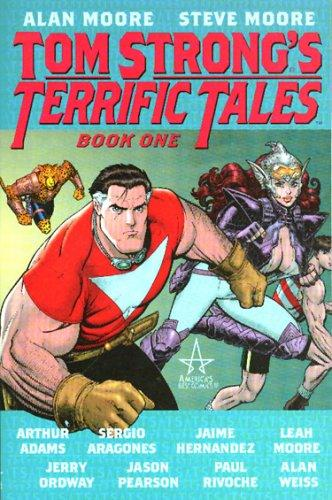 Download Tom Strong's Terrific Tales