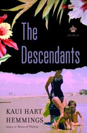 Book Cover: 'The Descendants' by Kaui Hart Hemmings