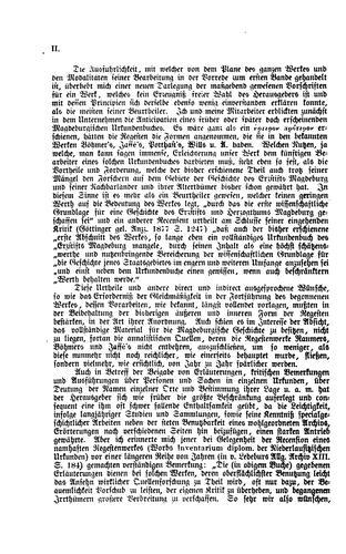 Regesta Archiepiscopatus magdeburgensis: Sammlung von Auszügen aus Urkunden und Annalisten zur …